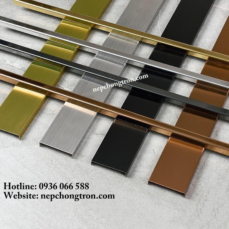 Công dụng của nẹp trang trí inox 304 chữ U đối với thiết kế thi công nội thất.