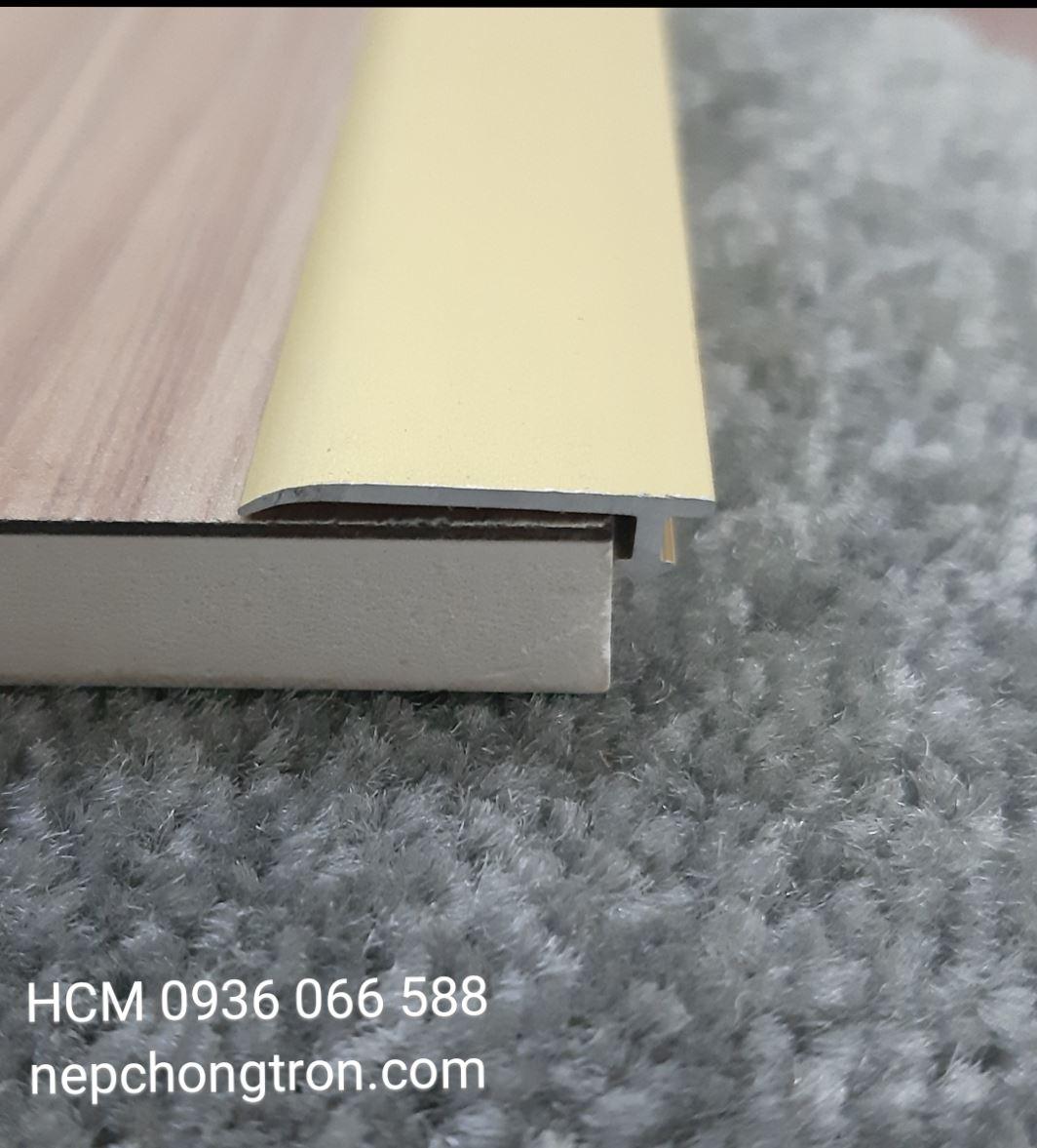Nẹp sàn nhựa, MF11, nẹp kết thúc sàn nhựa
