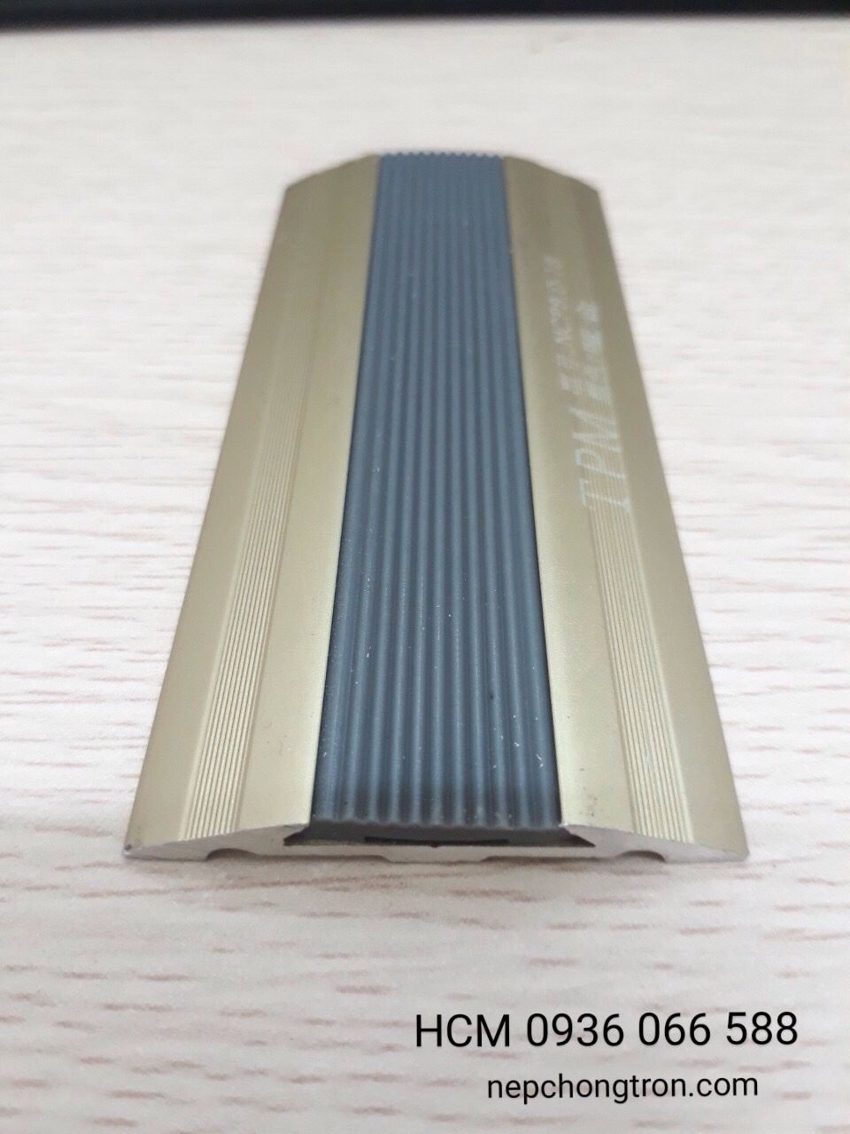 Nẹp sàn gỗ NCP8.0, nẹp nối sàn